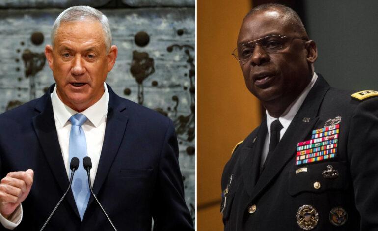 Israel pledges to work with U.S. on Iran