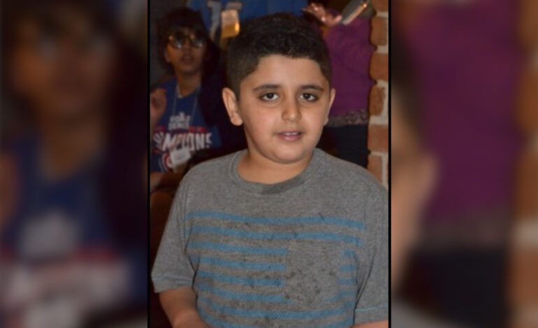 Arab American family continues to seek help for second terminally ill son