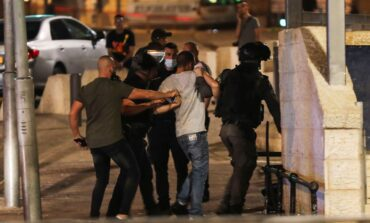 Ramadan nights see Israeli police and Palestinians face off in Jerusalem