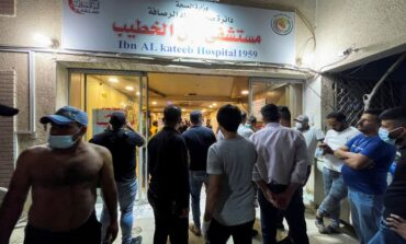 82 dead, more than 100 injured in Baghdad hospital fire