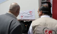 Syria receives 200,000 doses of COVID-19 vaccine