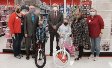 Two Dearborn Heights children win bicycles in contest