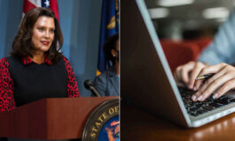 As cases surge, Whitmer urges virtual high school, avoiding indoor dining