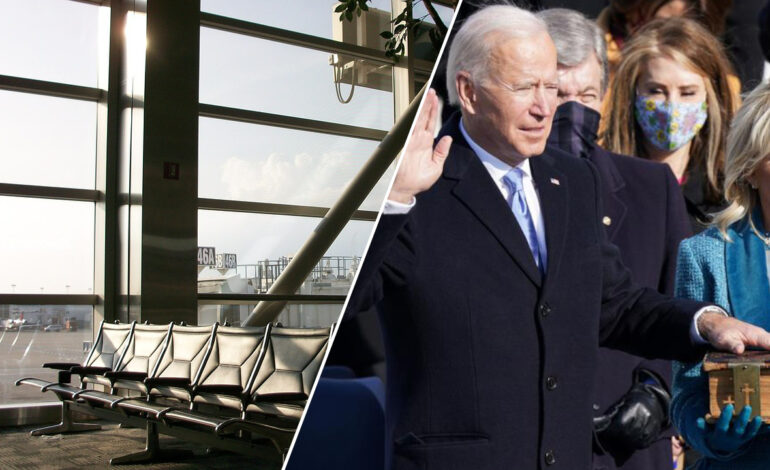 """""""Right to travel"""": Biden and Congress must keep their promises to Arab Americans"""
