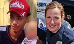 Officer charged with second-degree manslaughter in Daunte Wright killing