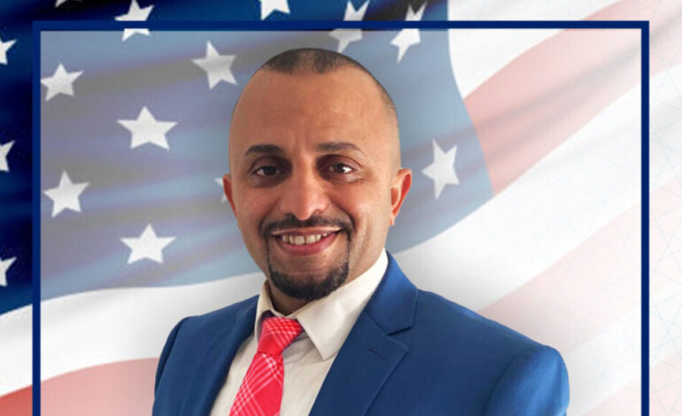 """Khalil Othman announces """"Dearborn Residents First"""" campaign in bid for seat on Dearborn City Council"""