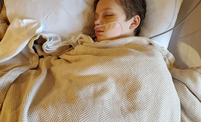 COVID-19 cases in children on the rise in Michigan