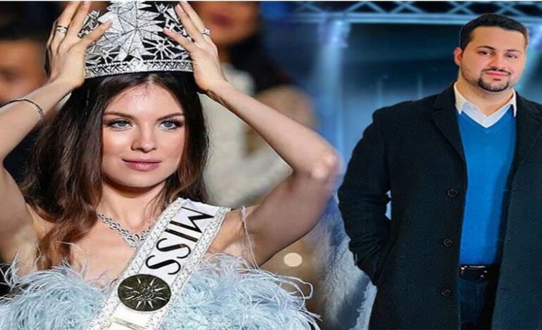 Miss Lebanon joins incoming U.S. diplomat to commemorate Arab Heritage Month