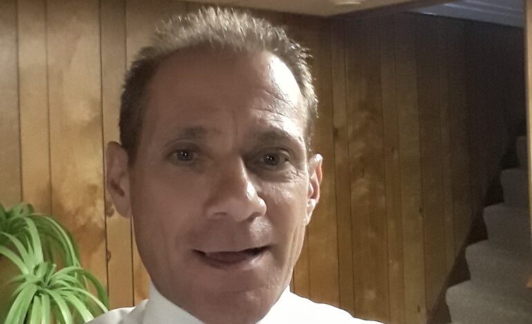 Anthony Camilleri running for Dearborn Heights mayor
