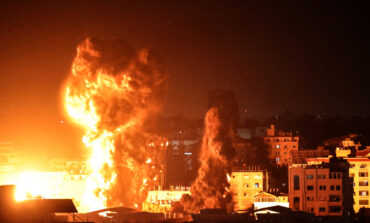 More then 200 Palestinians now killed in Gaza, Blinken says he has not seen proof Hamas was in destroyed media tower