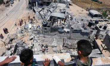 U.N. rights chief says Israel's attacks in Gaza may be war crimes