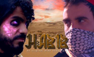 "Canadian comedy duo talk ""first Arab superhero"" sketch"