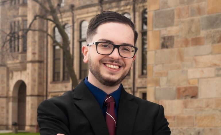 Dearborn Council candidate Jon Akkari looks to increase services through public safety reform