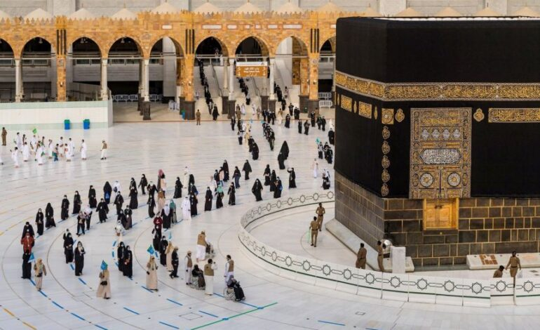 Saudi Arabia considers barring overseas Hajj pilgrims for second year, sources say
