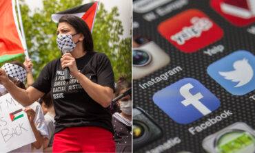 Tlaib calls for end to censorship of Palestinian voices on social media; activists tank Facebook ratings