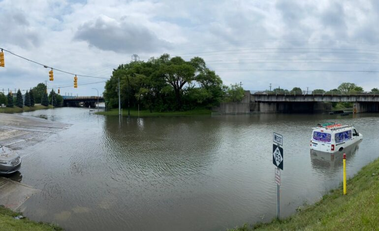 Wayne County hit with intense flooding, state of emergency declared