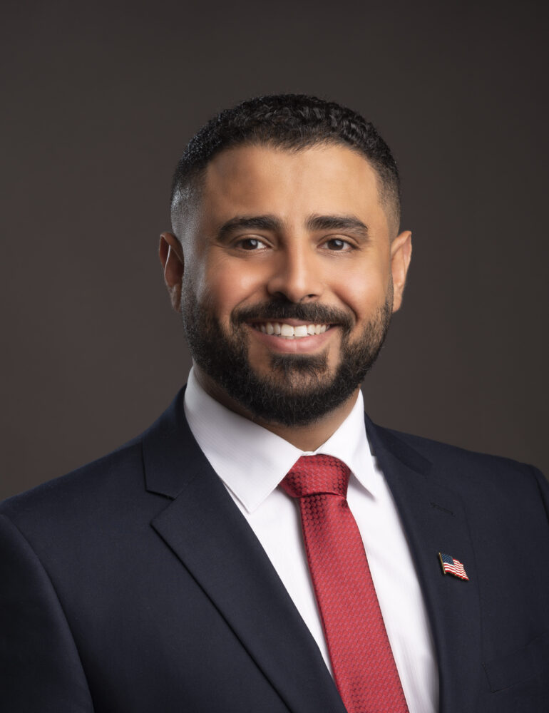 """Ziad Abdulmalik wants to lead as a """"we"""" if elected to Dearborn City Council"""