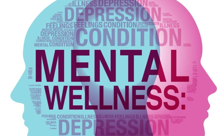 Let's talk about mental health in our community