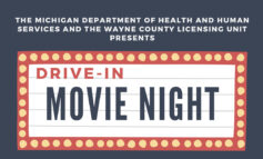 Drive-in movie event highlights need for foster parents in Wayne County