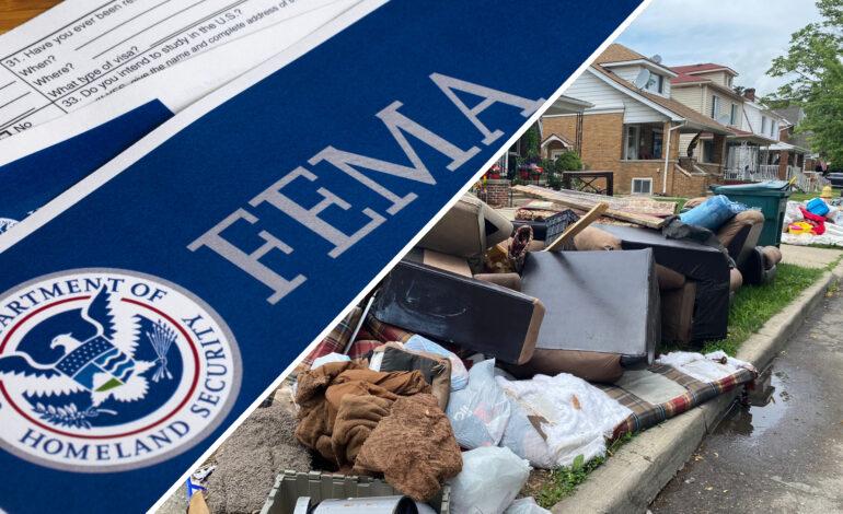 Reminder: FEMA application deadline is Sept. 13