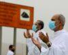 Masked haj pilgrims on Mount Arafat pray for COVID-free world