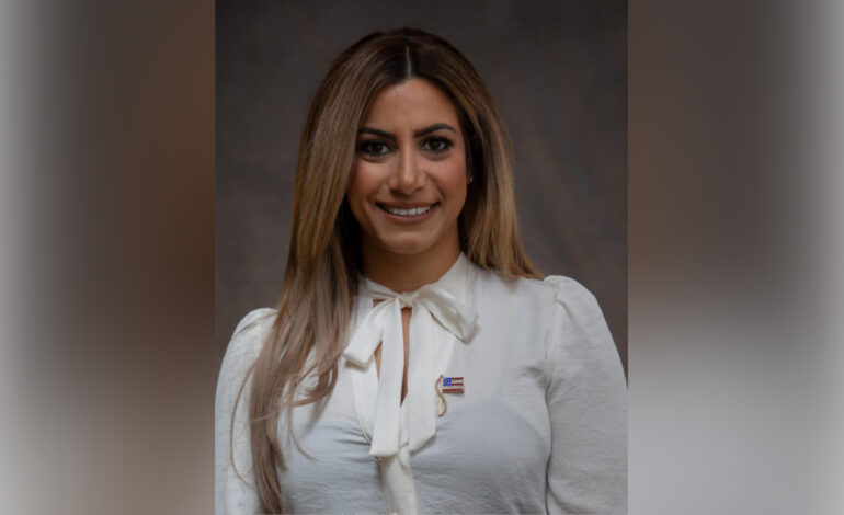 Houda Berri looking to secure a seat on the Dearborn City Council