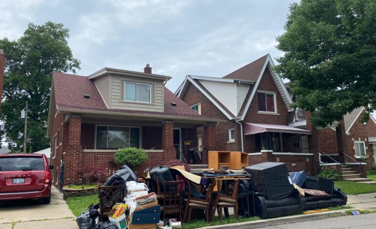 Dearborn to continue free bulk pickup of flood-damaged material through Sept. 30