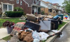 How to get help clearing flood damaged property