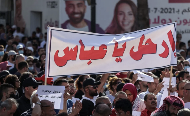The people vs. Mahmoud Abbas: Are the Palestinian Authority's days numbered?
