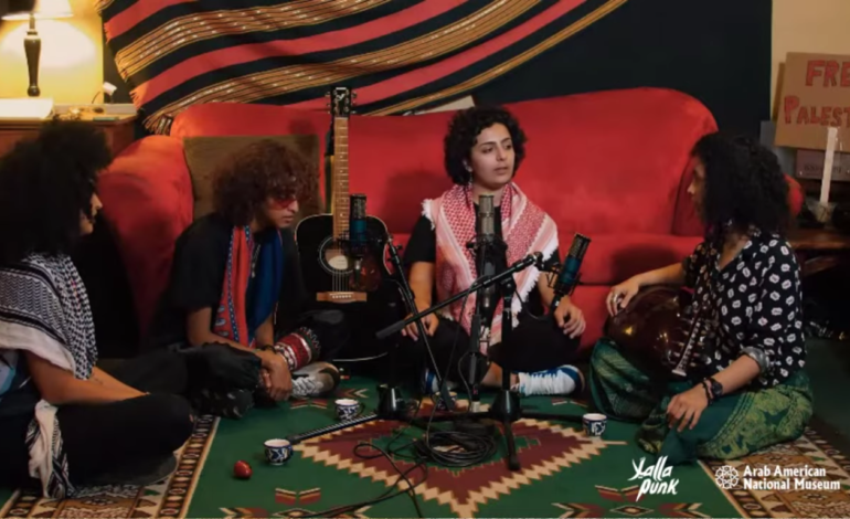 The fresh debut of INDKNA, experimental Yemeni and Yemeni American band, for Pride Month