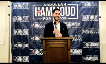 Historic victory for Abdullah Hammoud; he and Gary Woronchak look forward to a competitive race for mayor