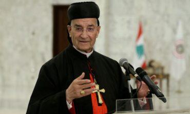 Lebanon's Aoun shields patriarch after he urged halt to rockets