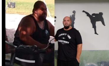 Dearborn man loses more than 100 lbs in the last year