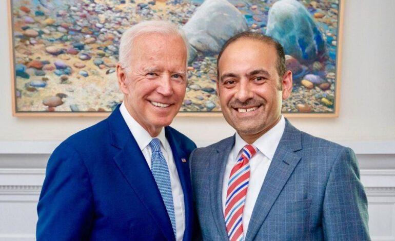 "Republicans block Biden's SBA nominee, concerned over membership in ""anti-Israel"" organization"