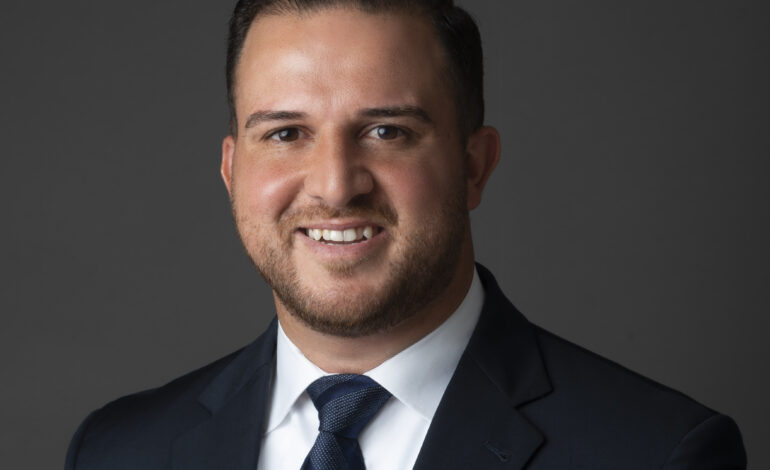 Hassan Abdallah announces candidacy for Dearborn's Charter Commission