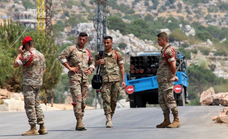 Lebanon's Hezbollah and Israel trade cross-border fire amid Iran tensions