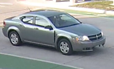 Dearborn Police looking for Dodge Avenger that left the scene of an accident