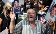 Angry relatives of Beirut blast victims protest probe delays