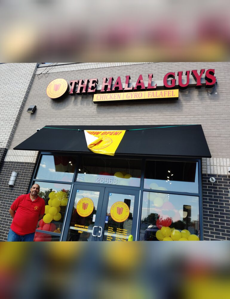 The Halal Guys opens in Dearborn Heights