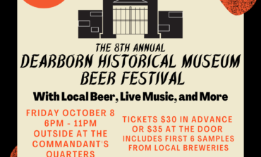 Dearborn Historical Museum hosting annual Beer Festival
