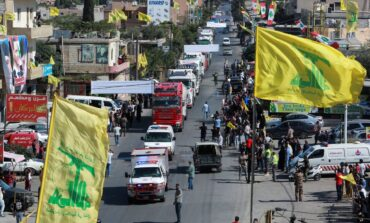 Hezbollah brings Iranian fuel into Lebanon, checks U.S. sanctions with cheers from locals