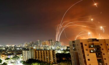 House passes Democrat-introduced bill for $1 billion for Israel's Iron Dome
