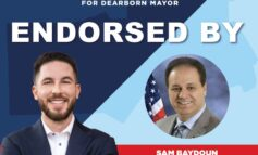 Wayne County Commissioner Sam Baydoun endorses Abdullah Hammoud for Mayor