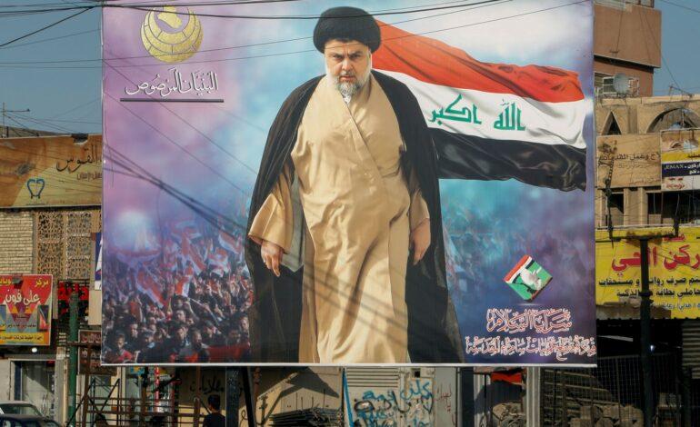Cleric Sadr wins Iraq vote, former PM Maliki close behind