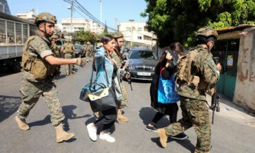 Deadly shooting rocks Beirut as tensions over blast probe erupt