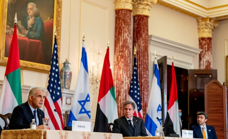 Despite official Israeli objection, U.S. pushes ahead with Palestinian consulate in Jerusalem